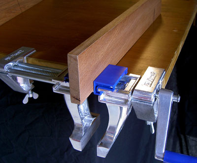 Z-VISE multipurpose clamping system